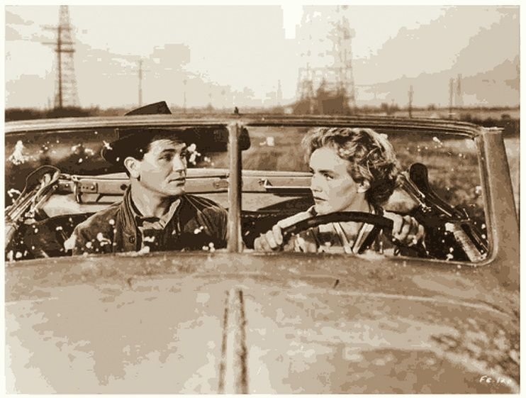"""Still from """"Flowing Gold,"""" with John Garfield. 1940 ..."""