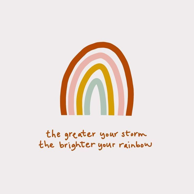 Rainbow Quote Rainbow Quote Words Quotes Inspirational Quotes