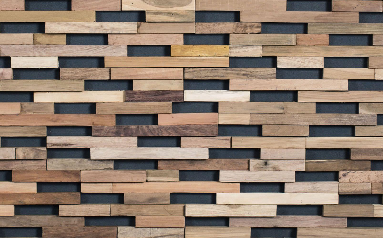 slat wall modern