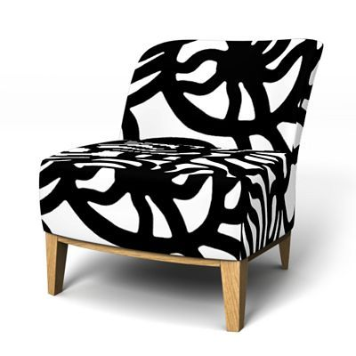 Stockholm Easy Chair Cover   Armchair Covers   Bemz