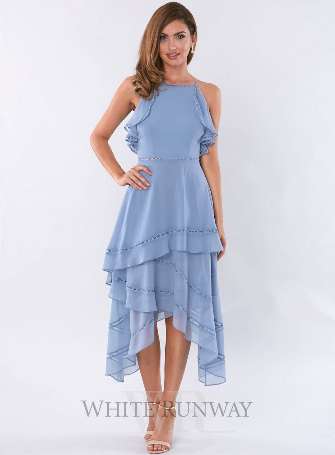 Lovers Holiday Dress. A gorgeous midi dress by Keepsake the Label. A ...