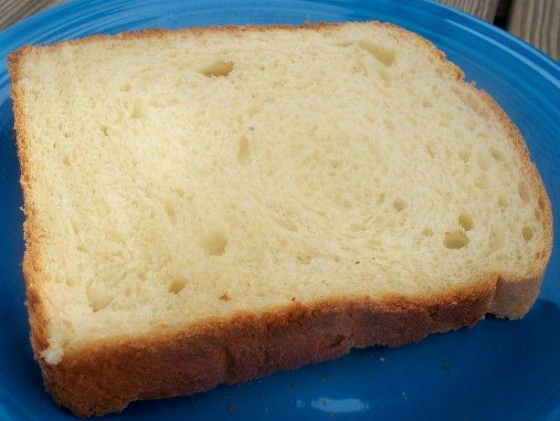 Sweet Butter Bread Bread Machine Recipe Butter Bread Recipe