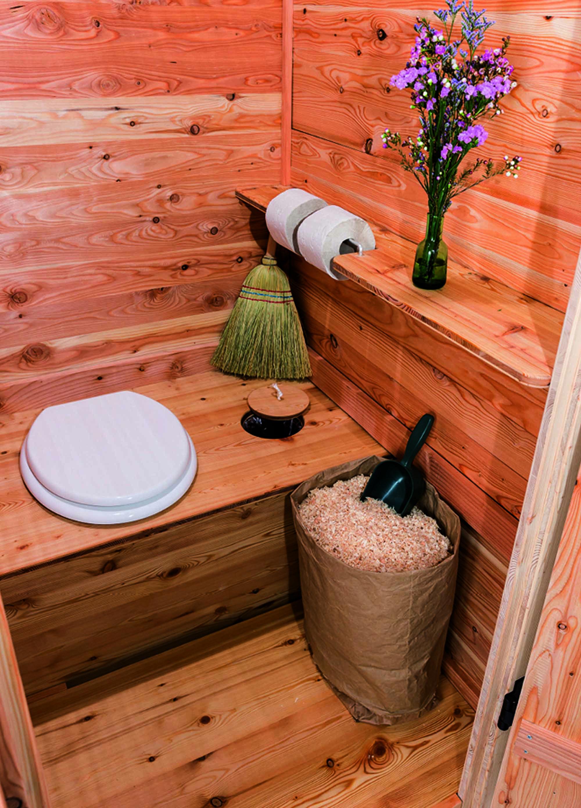 Komposttoilette Mischsystem Gartenfrosch In 2020 Komposttoilette Kompost Garten