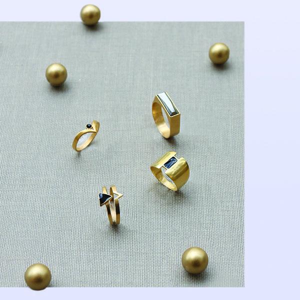 Rings by Shlomit Ofir Jewelry Design