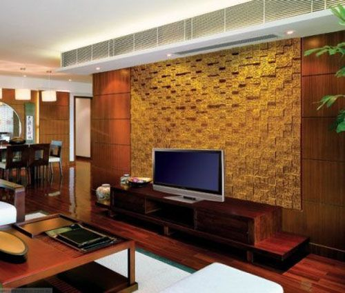 Decorative 3d Wall Panels Adding Dimension to Empty Walls