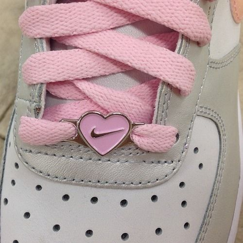 Lace charms | Aesthetic shoes, Shoes, Me too shoes