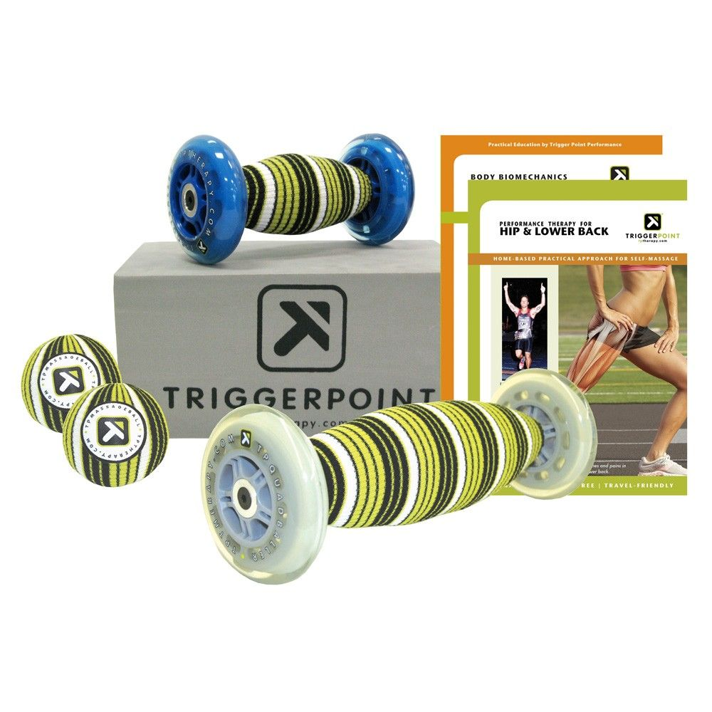 Trigger Point Package: Hip and Lower Back kit is the ...