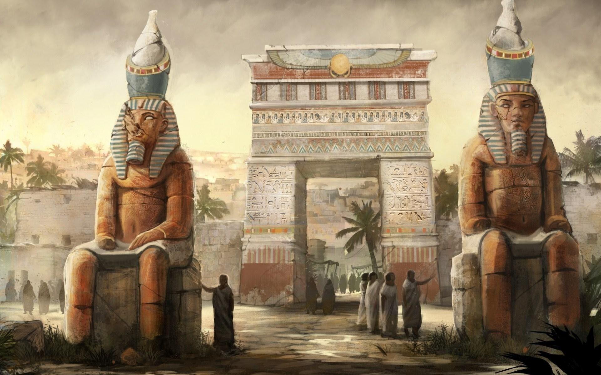 Egyptian Wallpaper 58 Images Egypt Art Egypt Concept Art Ancient Egyptian Art