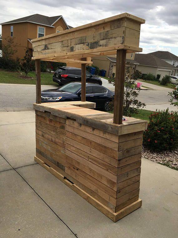 Custom pallet bar We make Custom pallet bars. Picture as ...