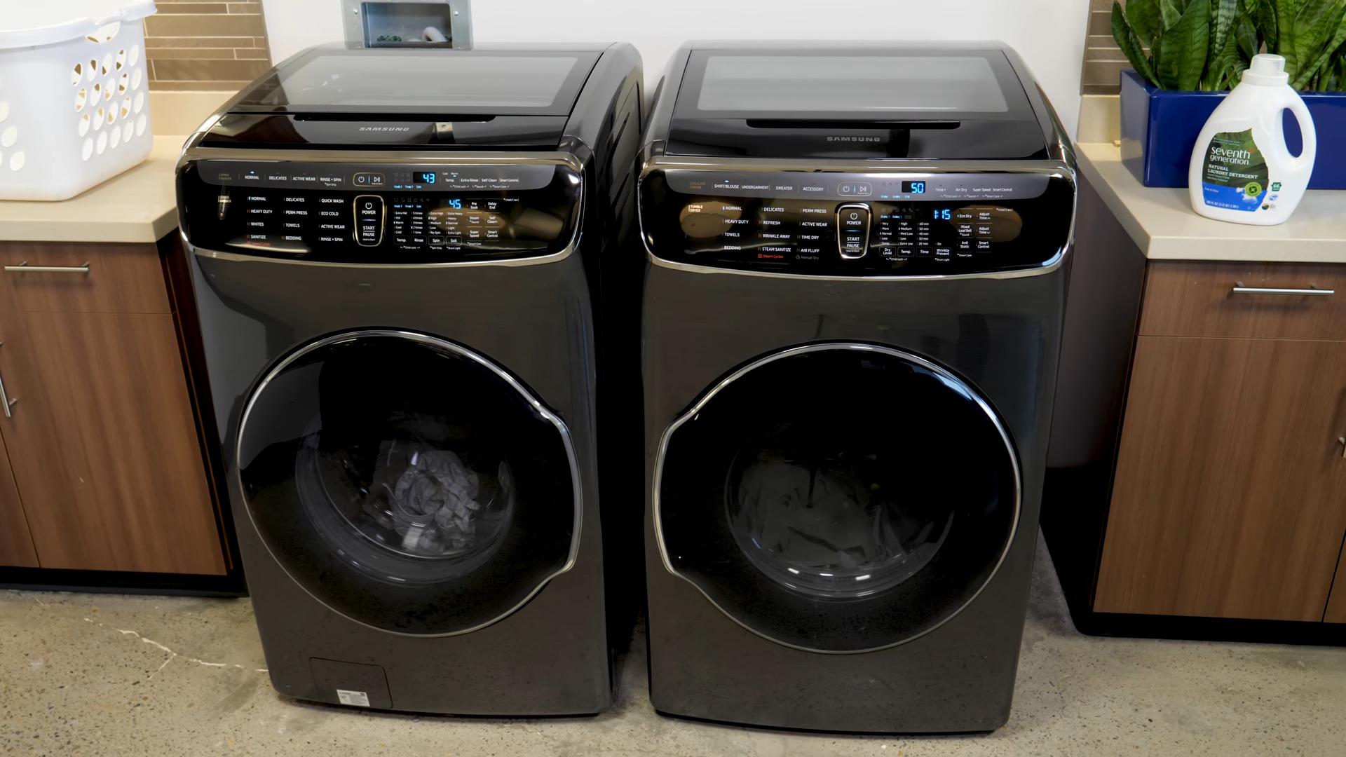 Lg Top Loader Washing Machine Not Draining In 2020 Washing Machine Black Stainless Steel Washing Machine Portable Washing Machine