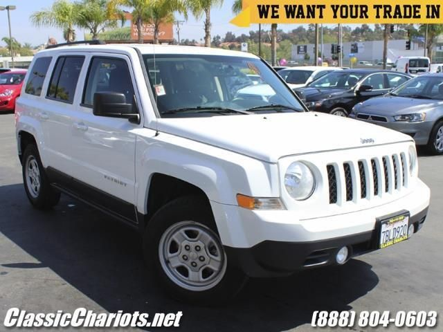 Captivating Great Used Jeep Patriot Near Me