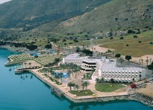 Gai Beach Hotel Tiberias Israel On