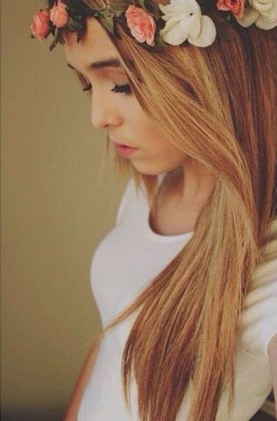 She looks cute