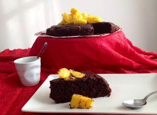 Cucinare che Passione: Torta cioccolato e mango