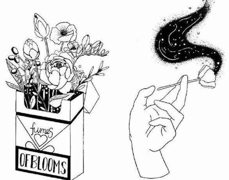 32 Gambar Kartun Memegang Bunga Rokok Rose Kotak Bros Asap Dari Bunga Tangan Memegang Rose Download Unduh 870 Seni Menggambar Seni Desain Cara Menggambar