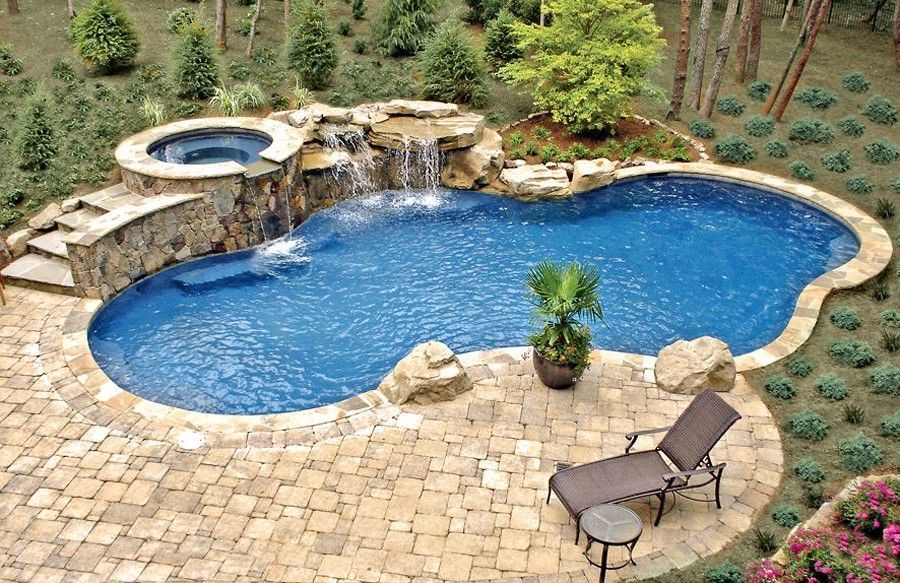 Here are 40 Amazing Backyard Pool Ideas 2019. Incredible ...