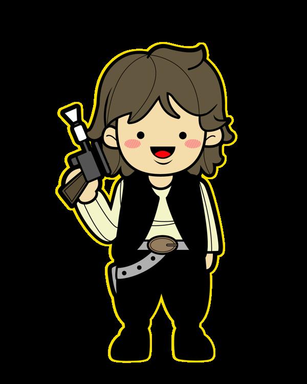 Star Wars Desenho, Festa
