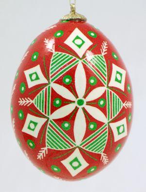 egg christmas ornament | Christmas Egg Ornament-Ukrainian Gift Shop ...