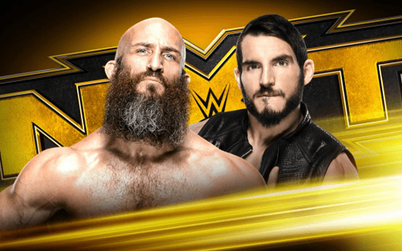 Two Big Takeover Matches Booked For Wwe Nxt This Week Johnny Wwe Wrestling Videos