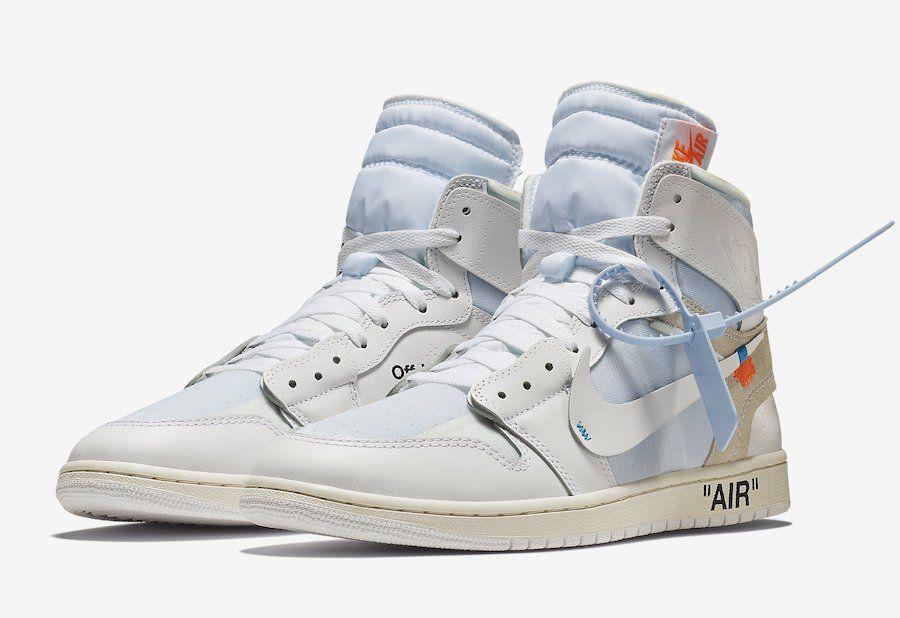 6ce59b654b3 Kicks Of The Week: Supreme x Nike x NBA, OFF-White x Air Jordan 1 White y  más « Hellow