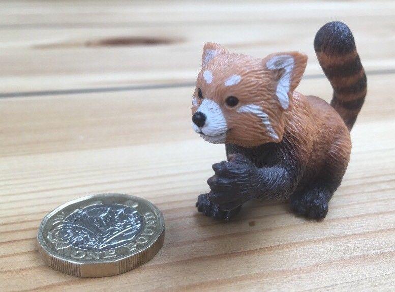 Fußboden Günstig Quest ~ Chap mei elc plastic toy animal figure red panda wild quest