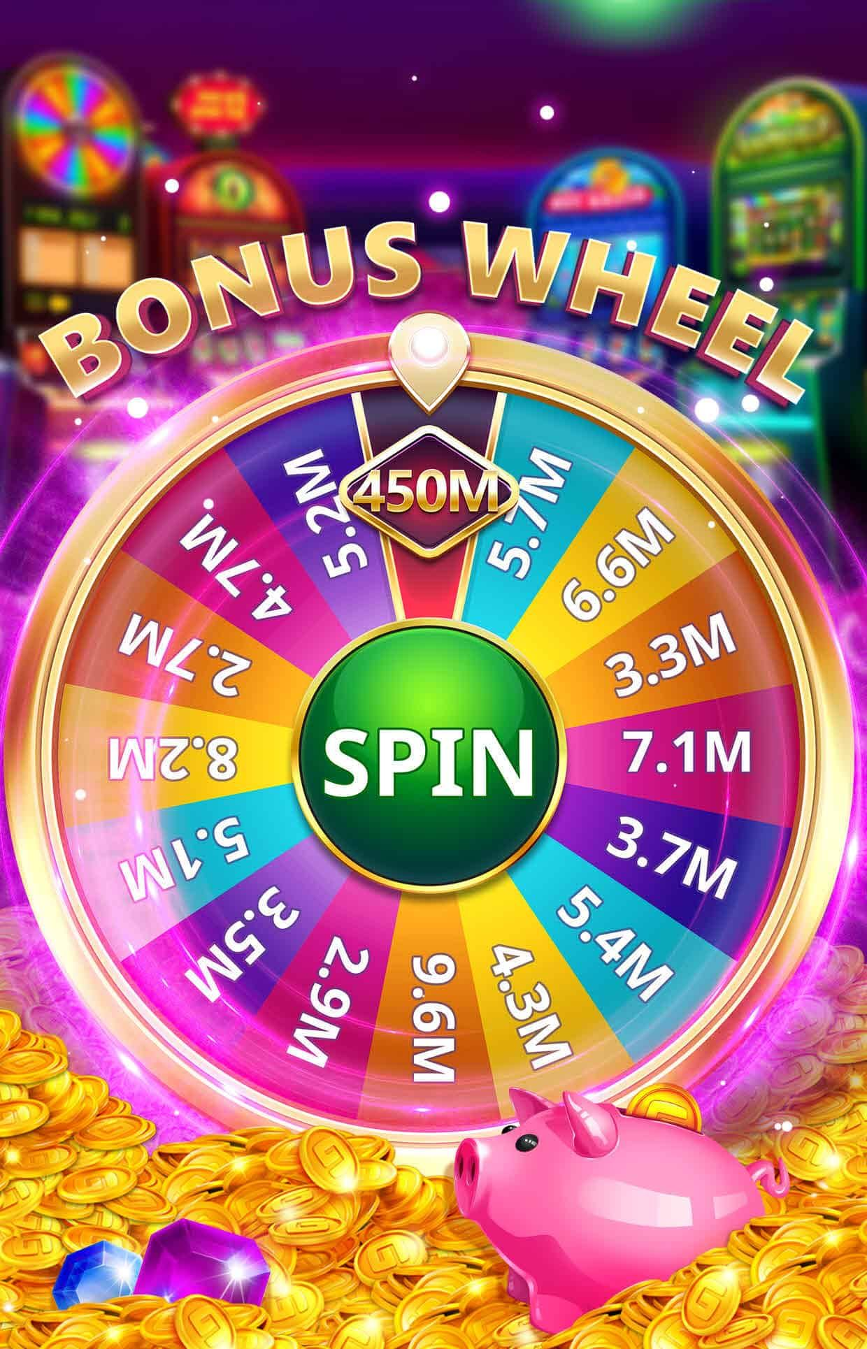 Free Slot Machines with Bonus Rounds