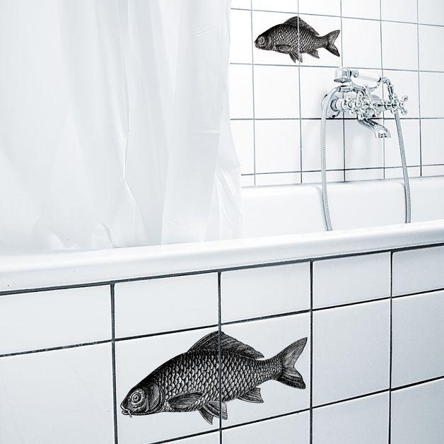 11 Fliesentattoos badezimmer