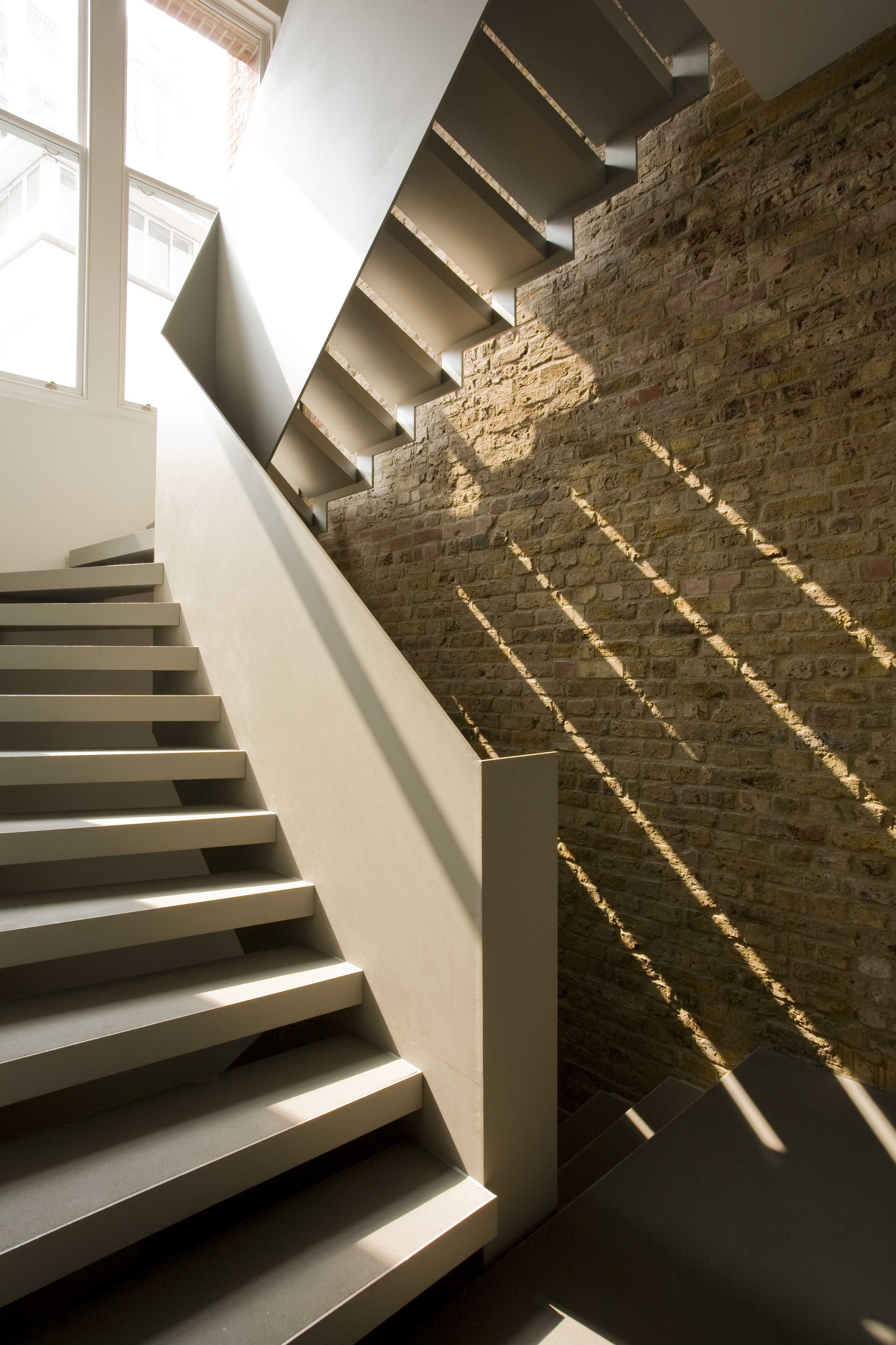 Best This Contemporary Staircase Built Over 5 Floors And 400 x 300