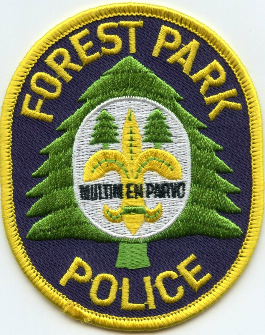 US State of Oklahoma, City of Forest Park Police