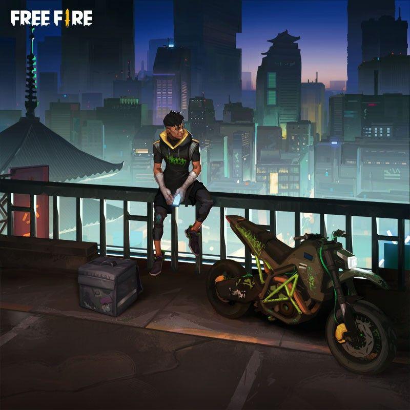 Free Fire Hd Gaming Wallpaper Feb 2021 Di 2021 Seniman Jalanan Seniman Desain Sampul Buku Free fire wallpaper hd laptop