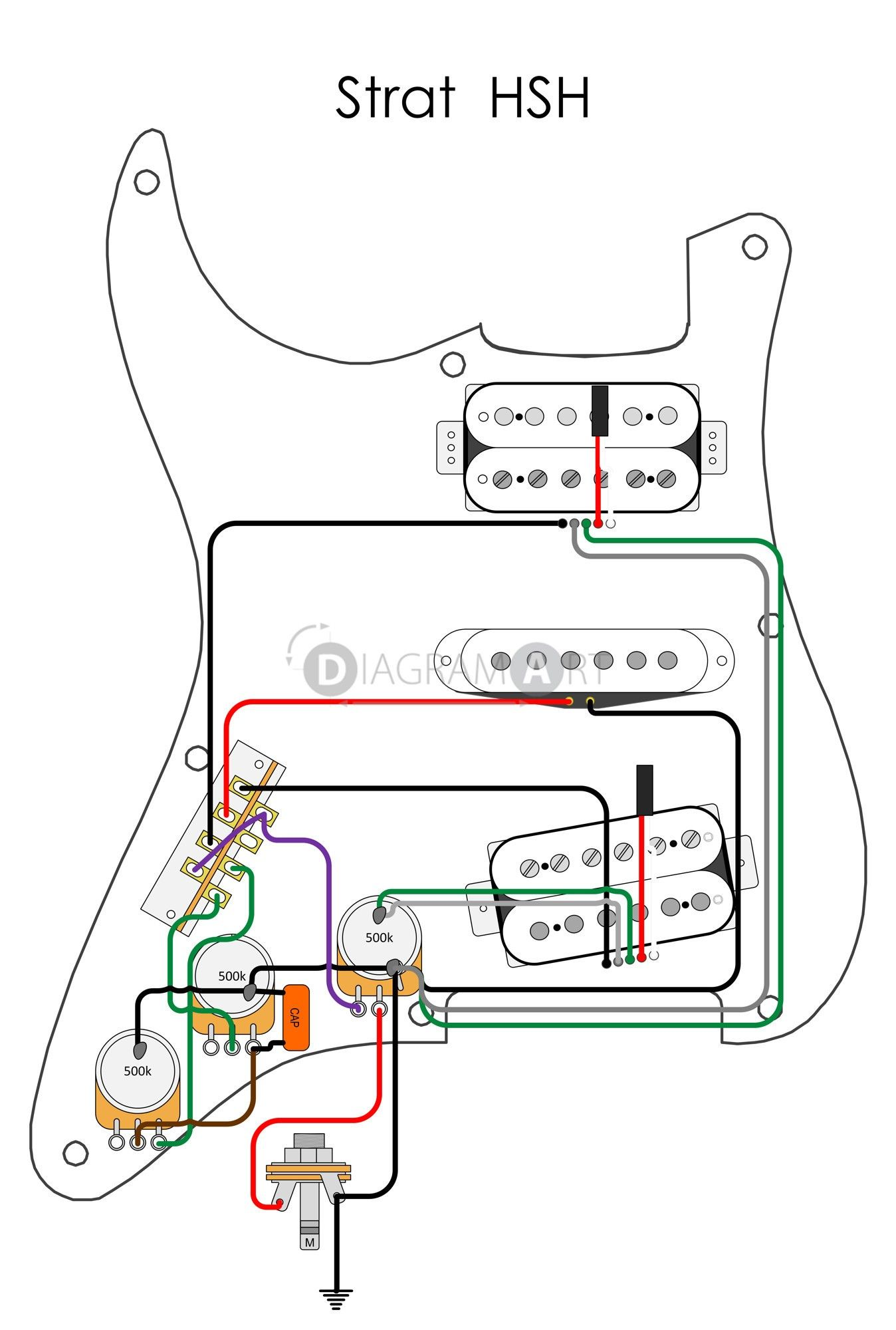 Wiring Diagram Fender Strat 5 Way Switch New Sss Strat S1