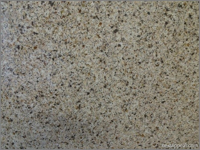 Toa Slab 001 Gray Quartz Countertopstoasted Almondswhite