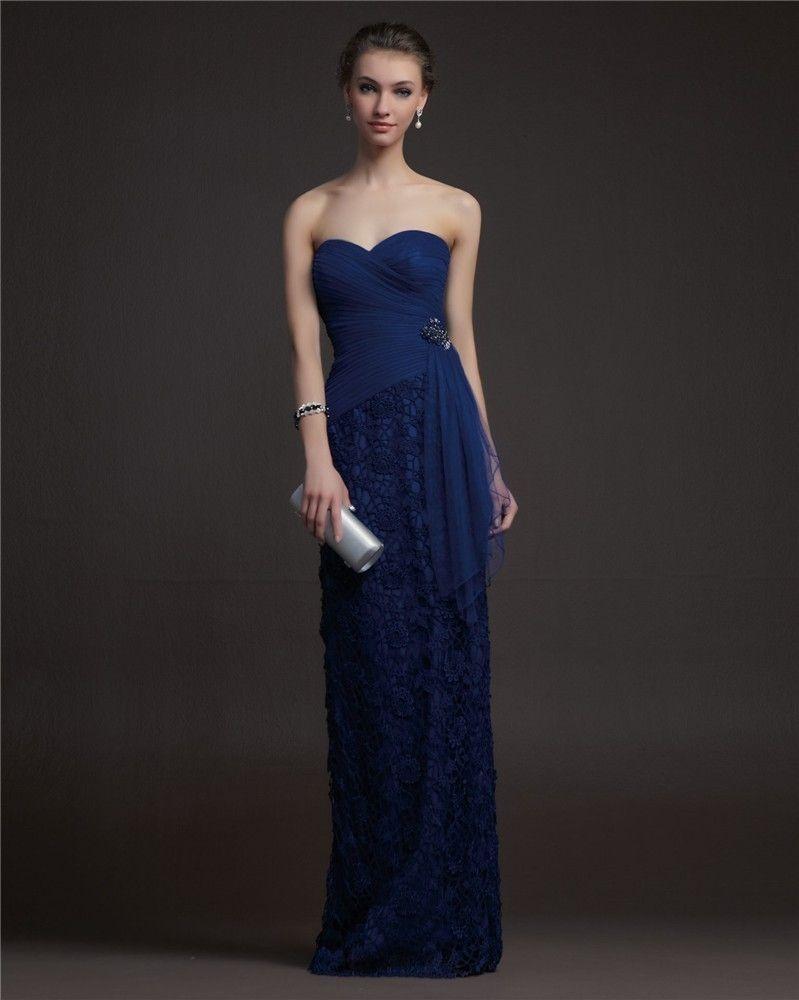 Bodas 2014: 20 vestidos largos de fiesta para invitadas   Aire ...