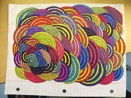 Resultado de imagen para doodles a color