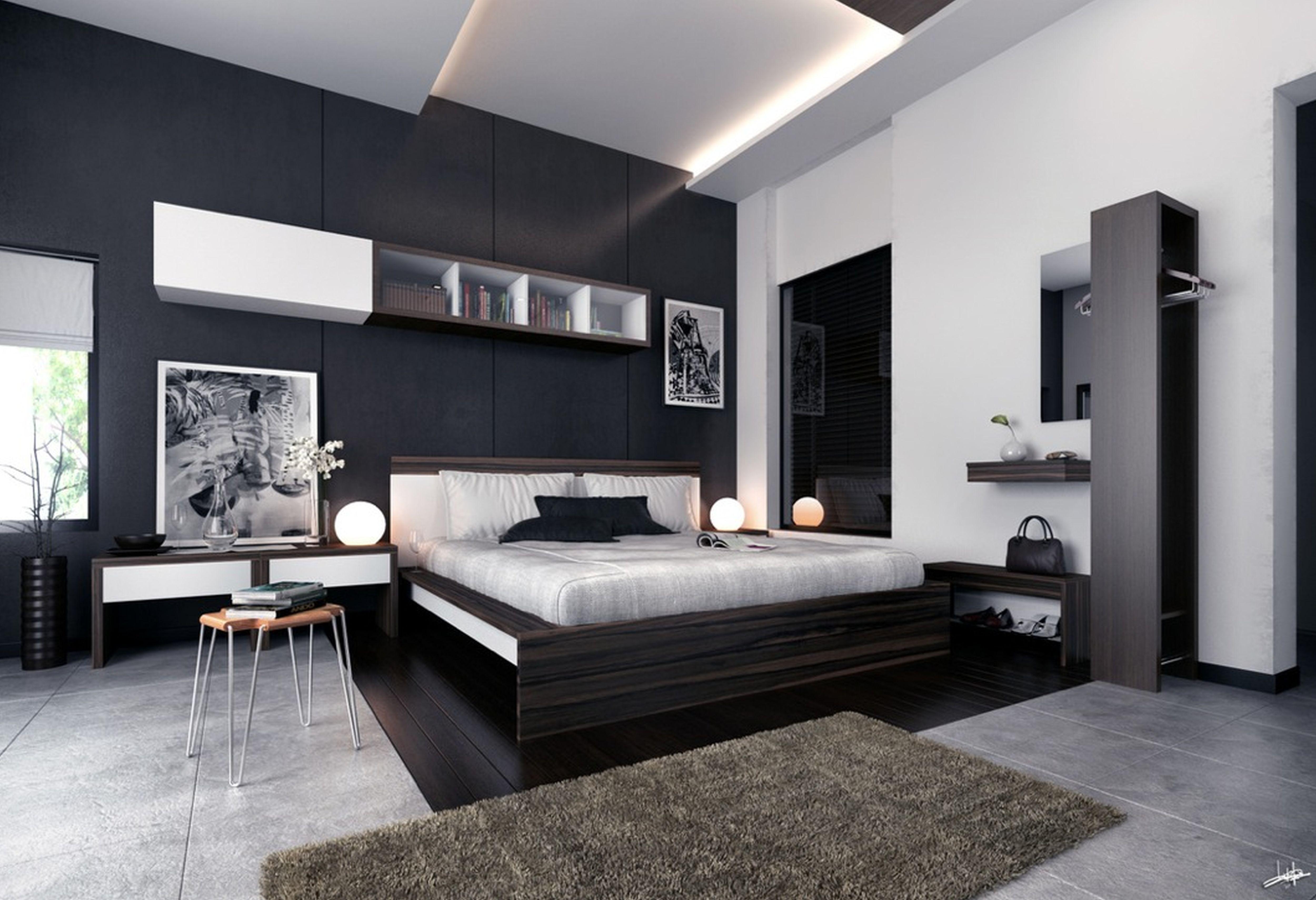 headboard modern black a bold pin houndstooth ethanallenbellevue and creates bedroom ethanallen vibe white fun