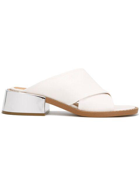 41fa12e806dc MM6 MAISON MARGIELA MM6 MAISON MARGIELA - CROSS. #mm6maisonmargiela #shoes  #sandals