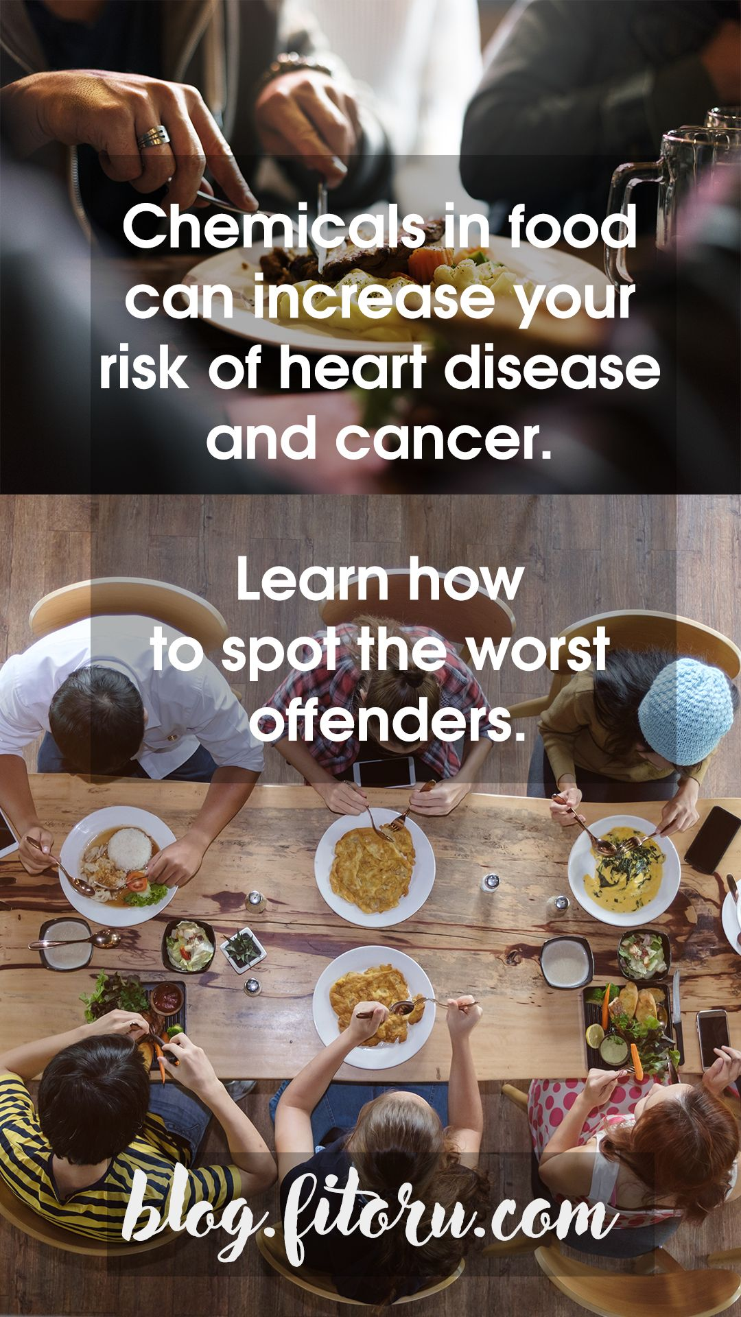 4 Chemicals in Food to Watch Out For Food, Health
