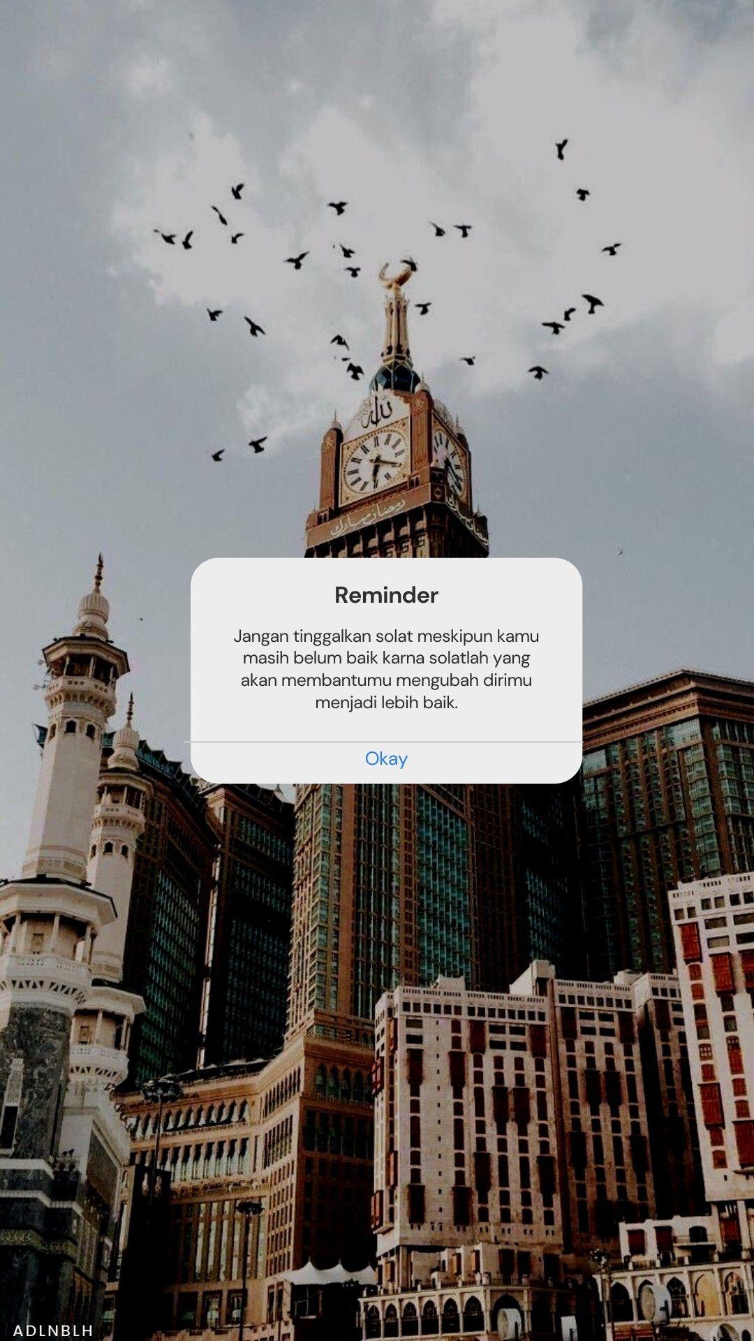 Makkah islamic reminder l