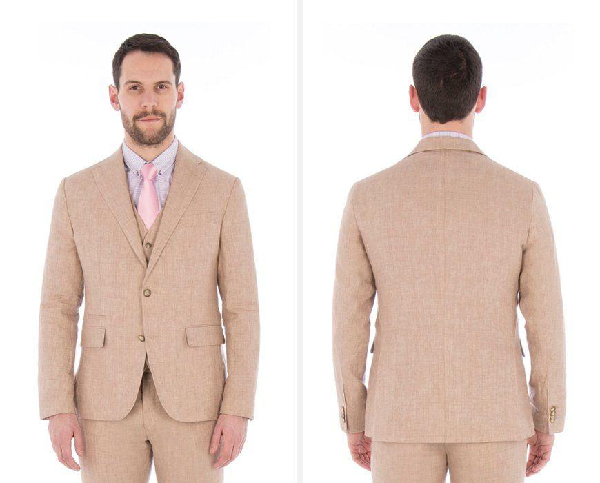 Wedding Suits Mens Wedding Suits Wedding suits for men cream ...