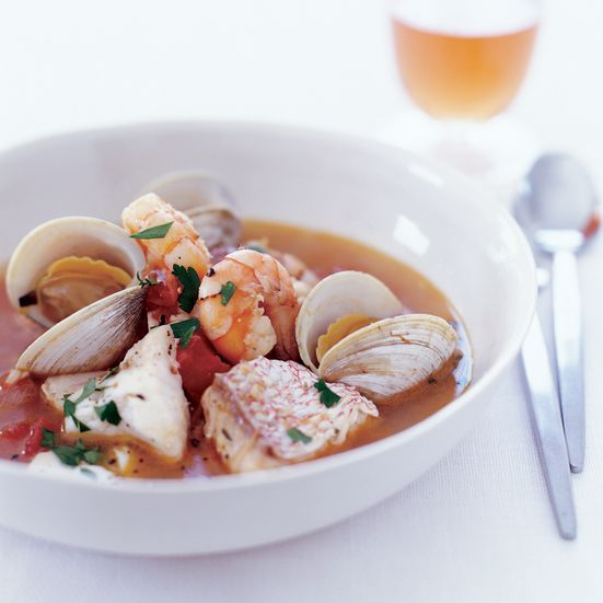 Seafood, Tomato and Fennel Stew #seafoodstew