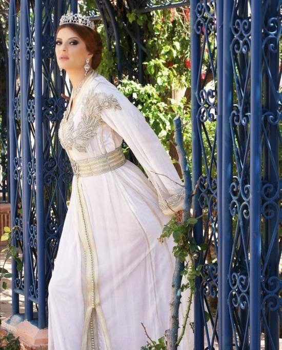 Takchita marocaine de mariage à louer   Caftan
