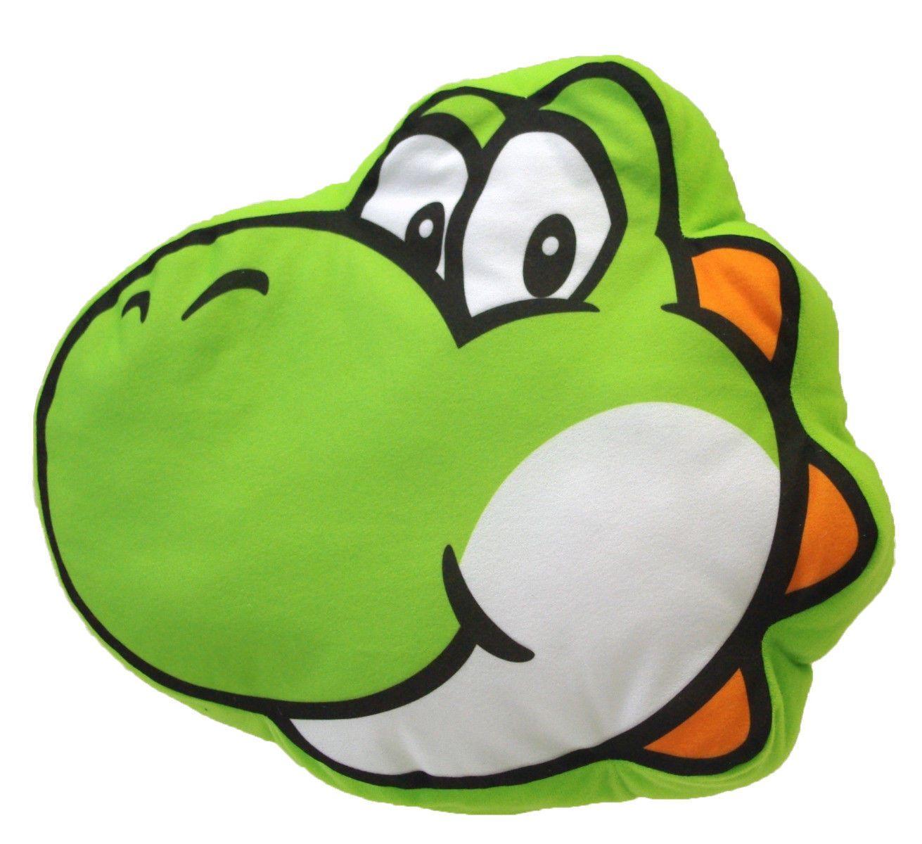 Little Buddy USA Super Mario Series 15 Green Koopa Shell Pillow Plush