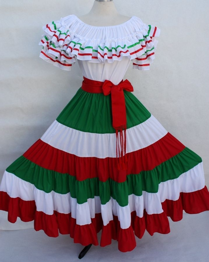 Mexican Fiesta 5 De Mayo Wedding Dress Off Shoulder W Ruffle 2