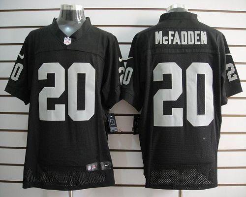 9588c0ee2 ... Carson Wentz jersey Nike Raiders 20 Darren McFadden Black Team Color  Mens Stitched NFL Elite Womens Nike Oakland ...