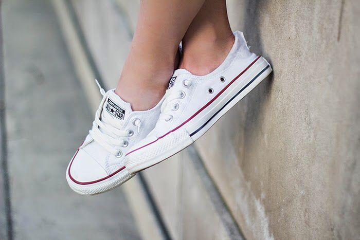 white short converse womens
