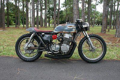 cb 1974 cb750 cafe racer rat rod | two wheels | pinterest | cb750