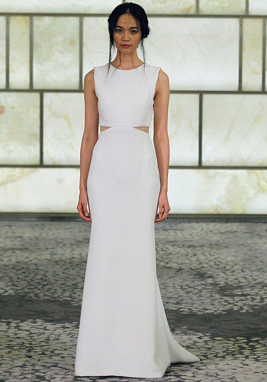 Rivini by Rita Vinieris | wedding | Pinterest | Neckline, Wedding ...