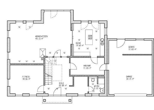 Stadtvilla Bei Berlin U2013 Von ARGE HAUS | Haus U0026 Bau | Zuhause3.de