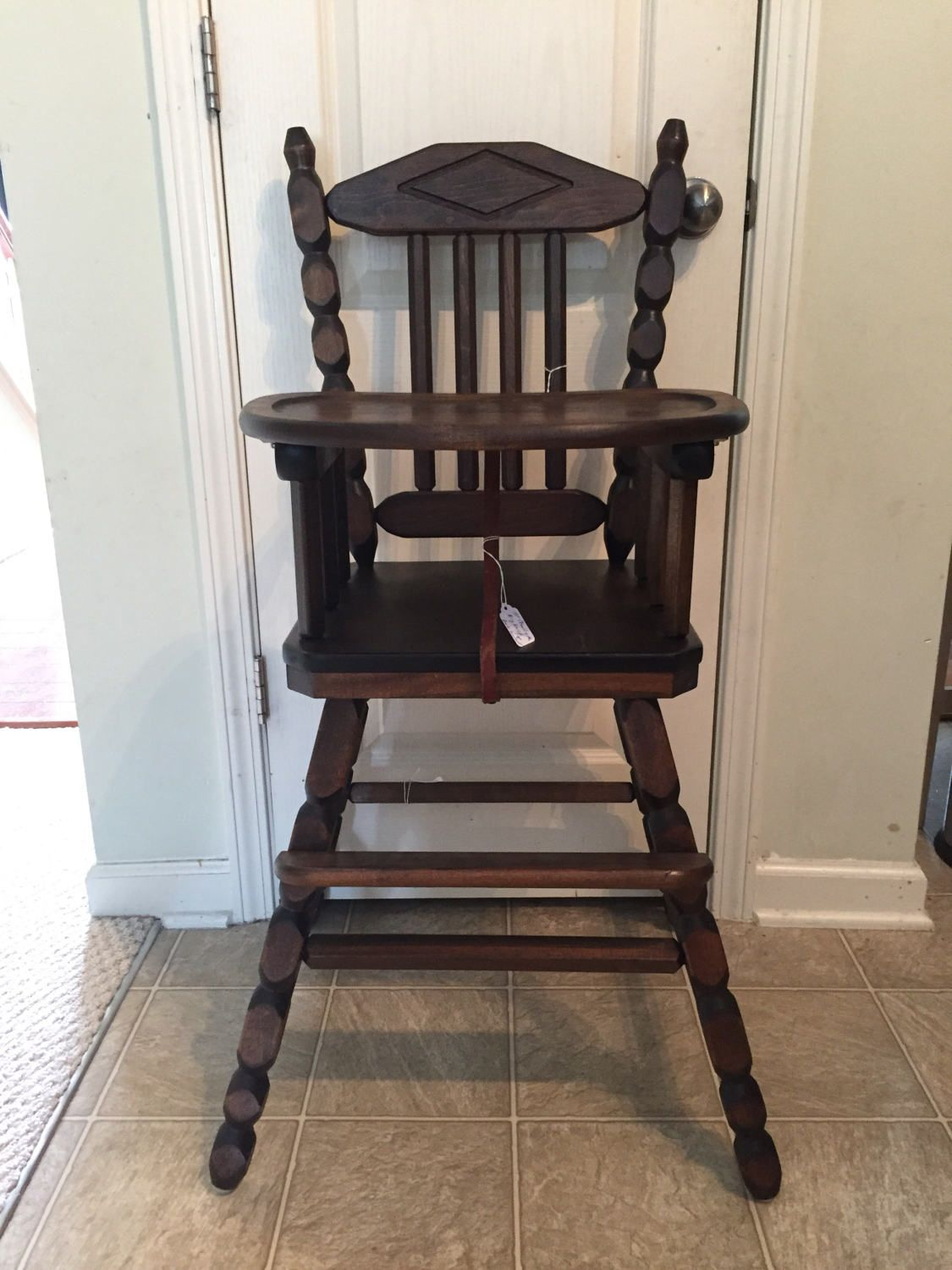 jenny lind rocking chair alera office chairs vintage wooden high antique