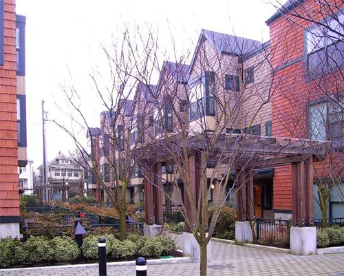 Take Advantage Of Compact Building Design Belmont Dairy Portland Oregon Smart Growth Building Design Belmont New Urbanism